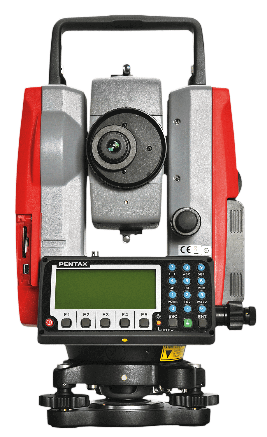 TOTAL STATIONS – PENTAX Surveying