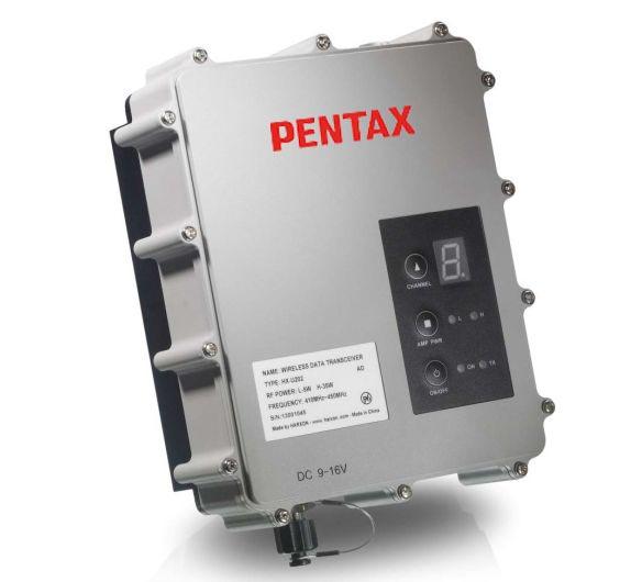 PDR-450 logo PENTAX